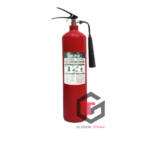 Fire Extinguisher VCO
